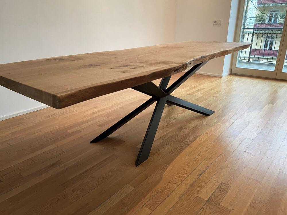 Esstisch Baumtisch | unikater Esstisch