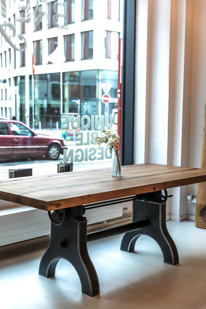 Altholz | Vollholz | Esstisch | Tischplatte massiv