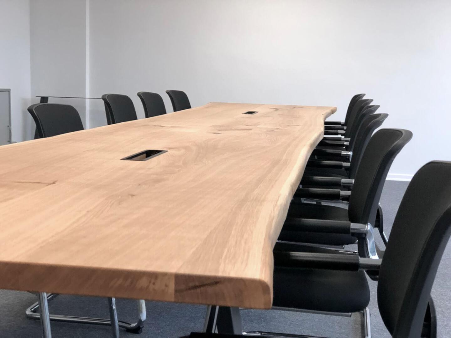 Besprechungstisch | Massivholz | Büro Tisch | Holzwerk