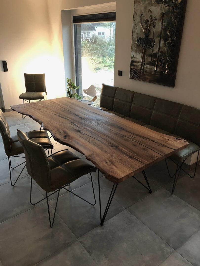 Baumtisch | Esstisch | Esszimmertisch