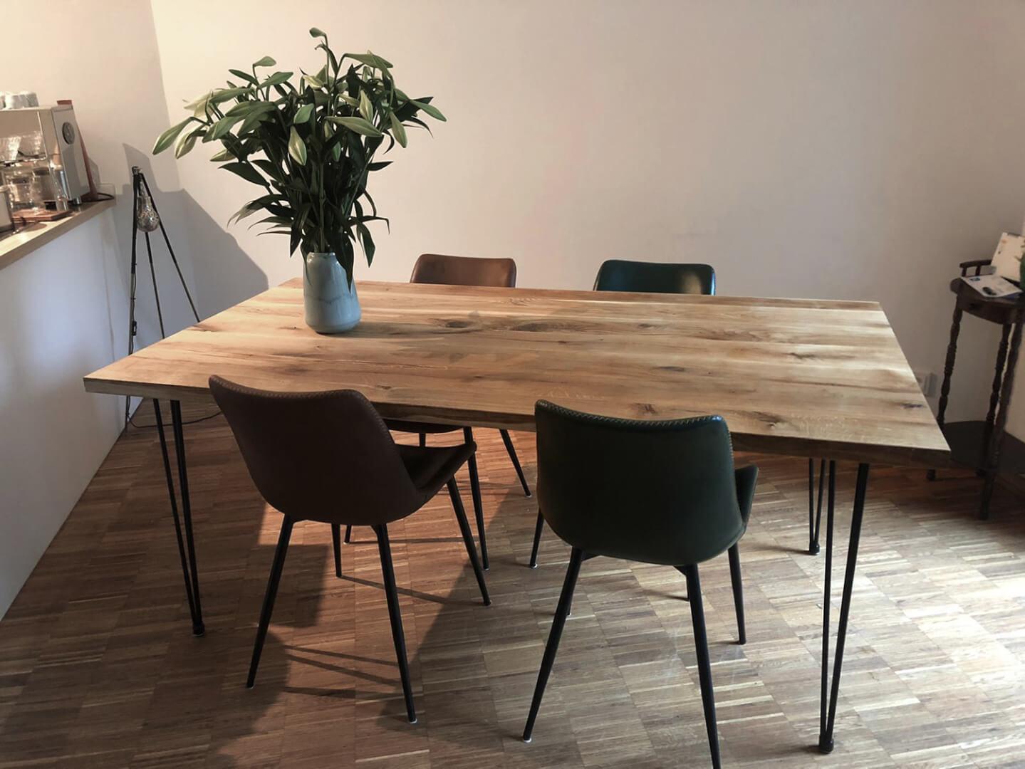 Designer Esszimmertisch | Esstisch | Holzwerk