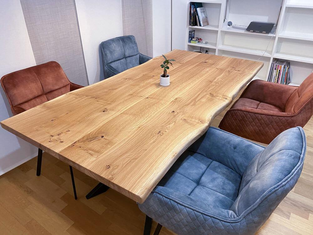 Esstisch Eiche   Custom Design Tisch   Hamburg   Esszimmertisch   Massivholz