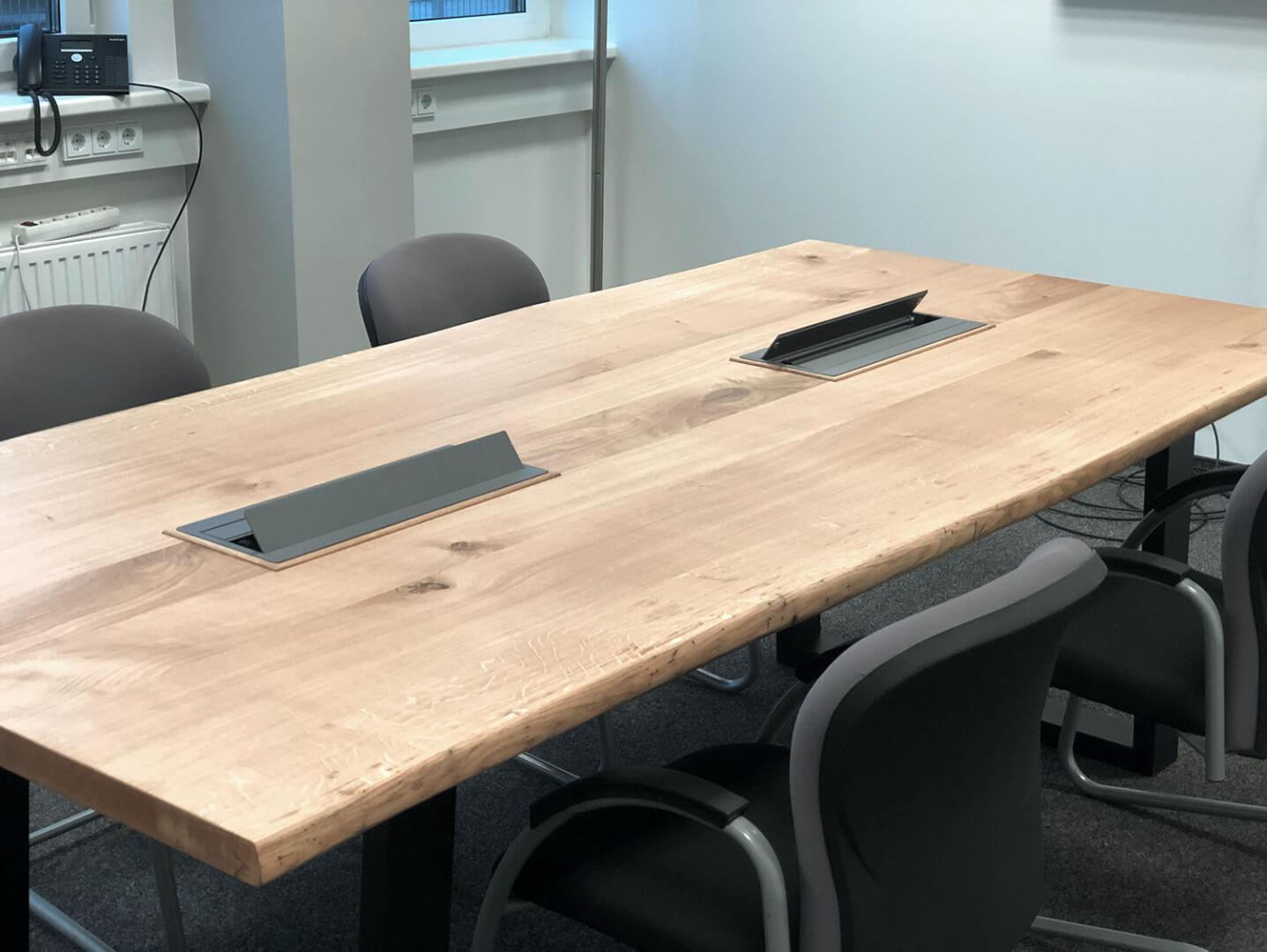 Holztisch | Konferenztisch | individuelle Maße