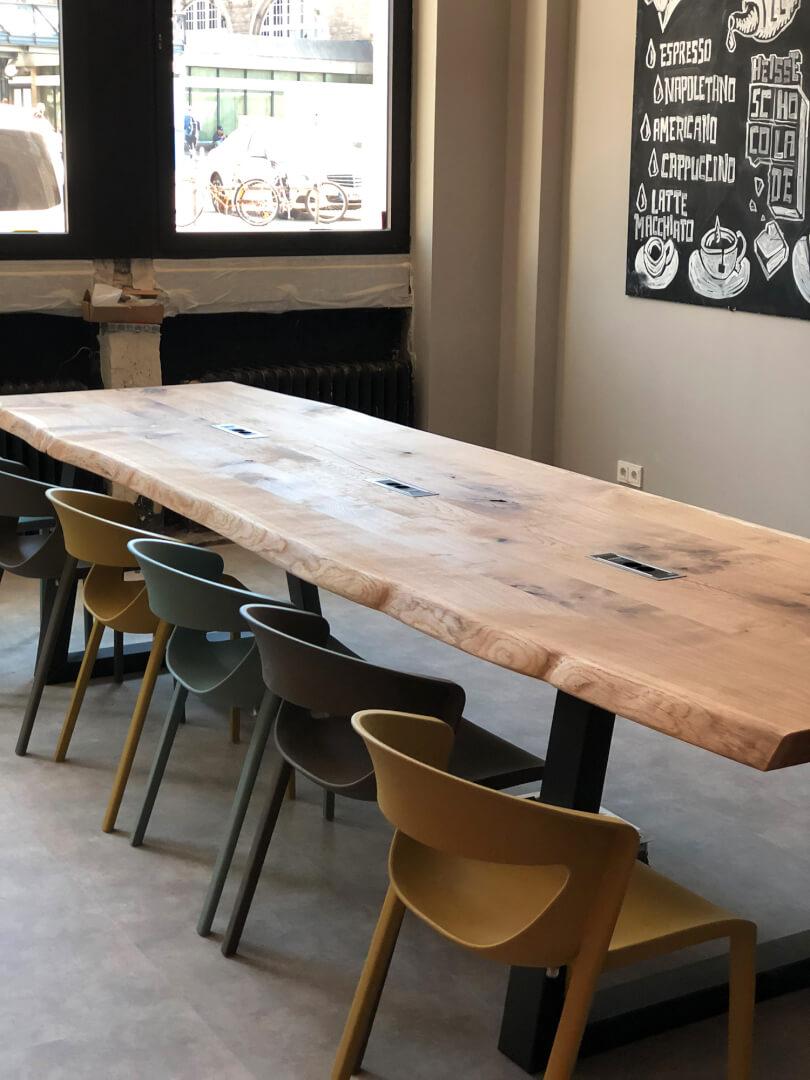 Konferenztisch groß | Konferenz Meeting Tisch | Hamburg | Ladenbau