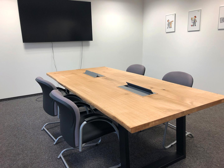 Konferenztisch | Massivholz | Massivholz Meetingtisch