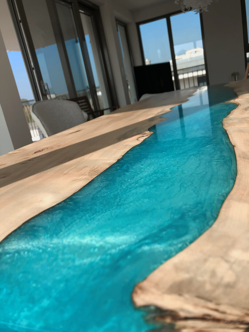 Rivertable | Epoxy Tisch | River Table