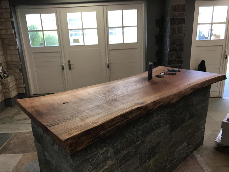 Tische aus einem Stück | Holztisch Unikat | Custom