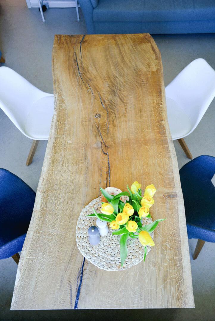 Unikat Tisch | Unikattisch | Massivholz Tisch Unikat | aus Echtholz