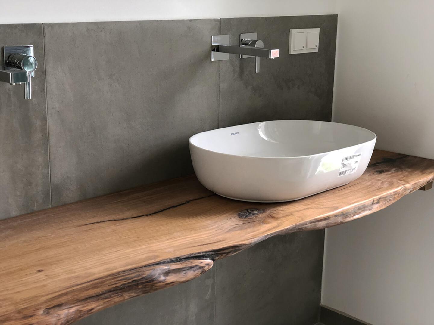 Waschtischplatte | Waschtisch massiv | Waschtisch Preise