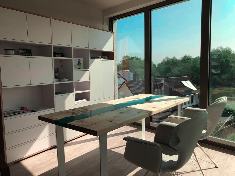 River Table | Wohnzimmer Tisch | Wohnzimmertisch